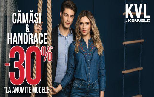 -30% la camasi si hanorace