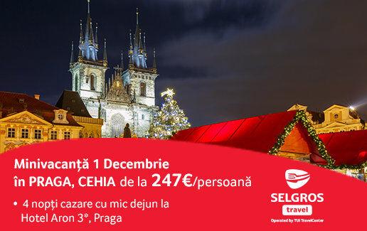 1 Decembrie in Praga