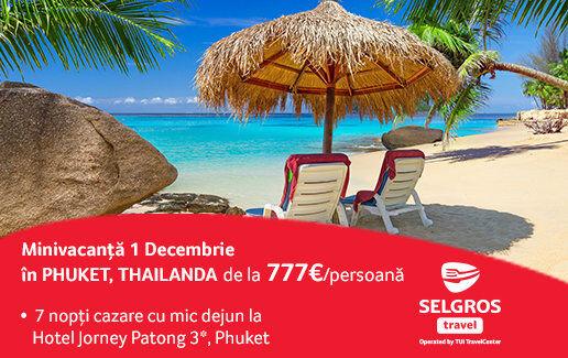 1 Decembrie in Thailanda