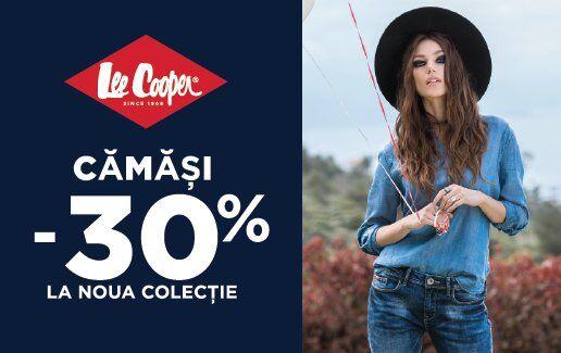 30% reducere la Camasi din Noua Colectie