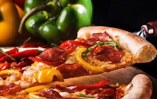 40% reducere la pizza