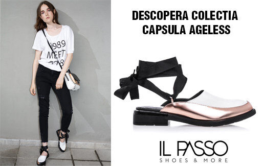 AGELESS | IL PASSO CAPSULE COLLECTION