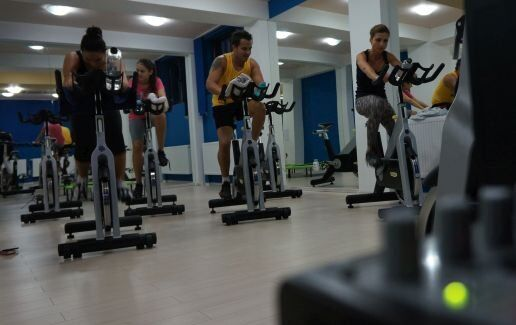 Abonament aerobic full time la 120 lei