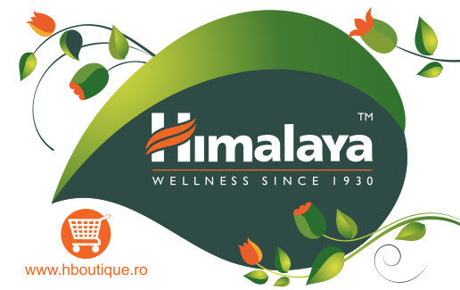 Ai 5% reducere la produsele naturale Himalaya