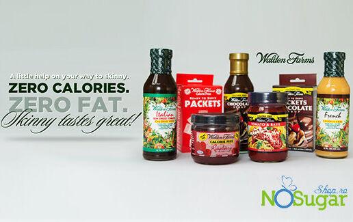Alege gustul care-ti place cu ZERO calorii!