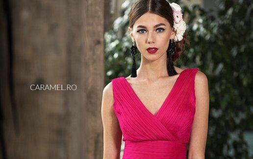Alege pentru petrecerile din aceasta vara o rochie CARAMEL Limited Edition!