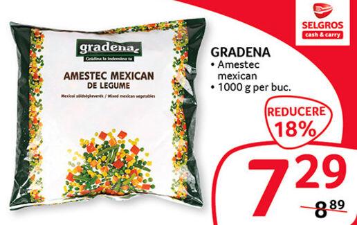 Amestec Mexican Gradena la 7.29 lei