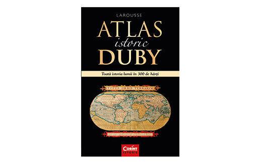 Atlas istoric la 29.99 lei