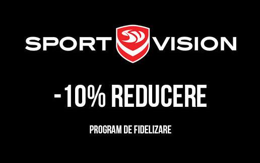 Avantajele cardului de fidelitate Sport Vision