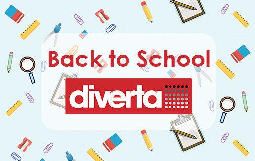 Back to School la Diverta