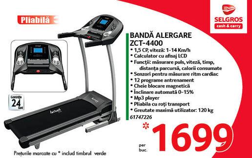 Banda alergare ZCT-4400 la 1699,00 LEI