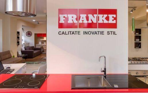 Beneficiaza de cardul de fidelitate de la Franke!