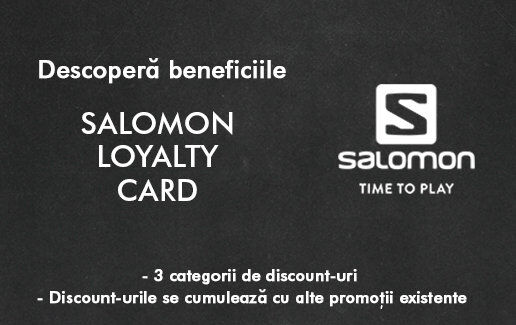 Beneficii Program de Loialitate Salomon
