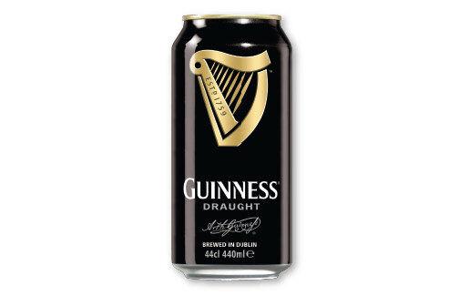 Bere bruna Guinness la 5.99 lei
