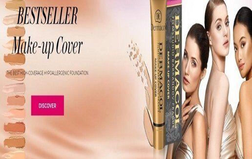 Bestseller Make-up cover