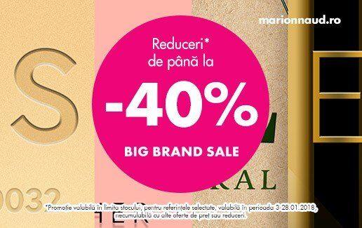 Big Brand Sale -40%
