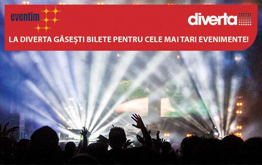 Bilete pentru evenimente prin reteaua Eventim