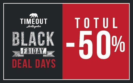 Black Friday – TOTUL – 50%