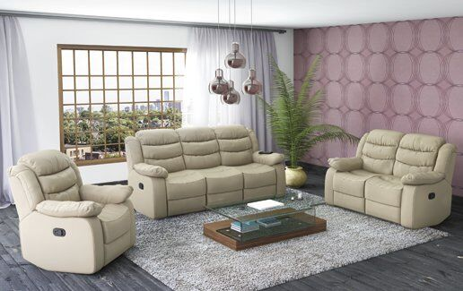 Canapele Borgia cu reclinere