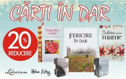 Cartile in dar Helen Exley au -20% in Librarium