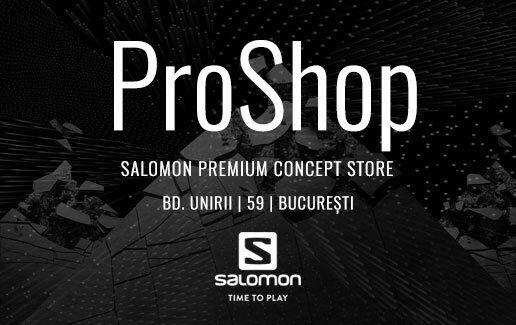 Cel mai mare magazin Salomon din Europa - ProShop