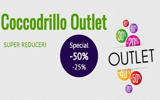 Coccodrillo Outlet