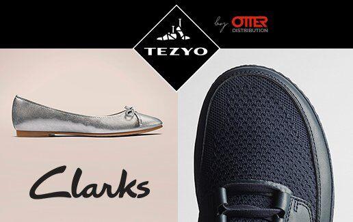 Colectia CLARKS de la TEZYO