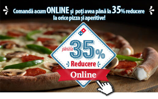 Comanda online!