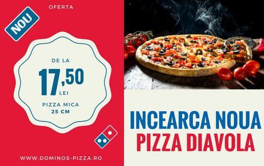 DOMINO'S PIZZA DIAVOLA