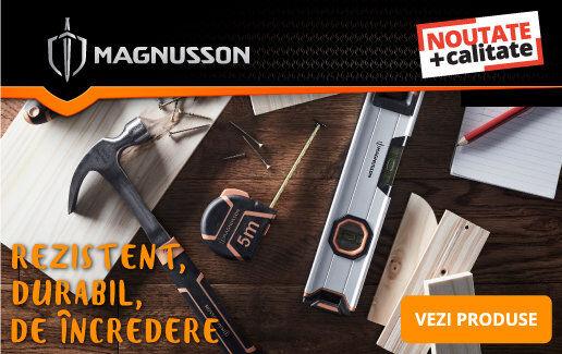 Descopera gama Magnusson!