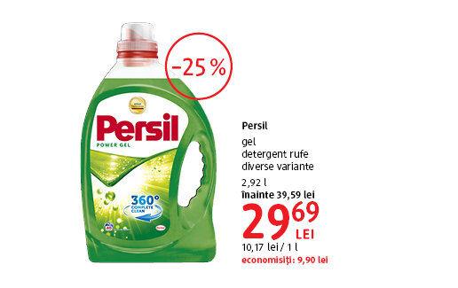 Detergent Persil la 29.69 lei