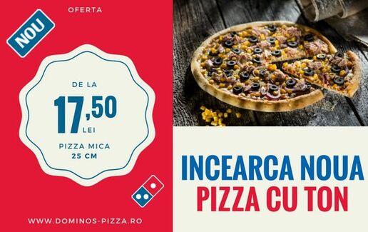 Domino's Pizza Tonno