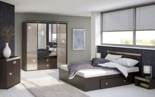 Dormitor Domino superlucios la 2.528 lei