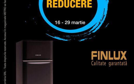 Frigider 2 usi Finlux- 649.90 lei