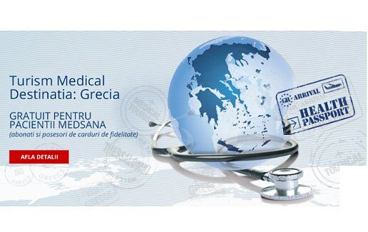 Health passport pentru pacientii Medsana