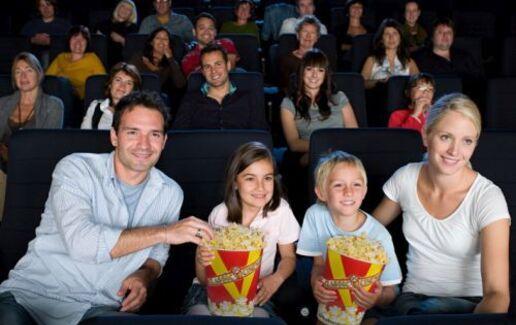 Ia-ti copiii la cinema!