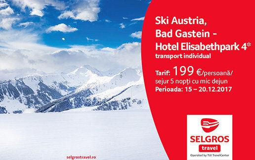La ski in Austria
