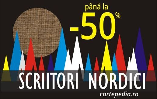Literatura nordica - reduceri de pana la 50%