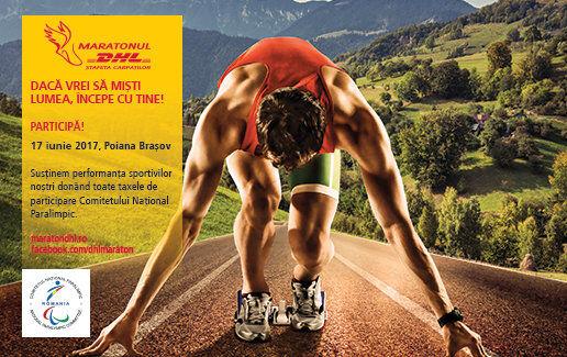 Maratonul DHL Stafeta Carpatilor