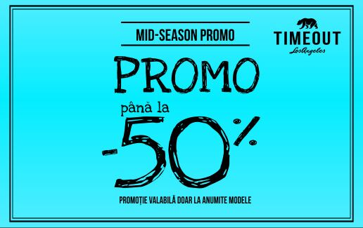 Mid Season Promo – Reduceri de pana la 50%