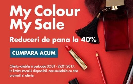 My Color My Sale