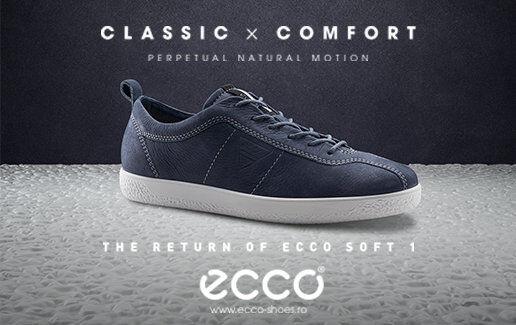 Noua colectie ECCO Soft 1