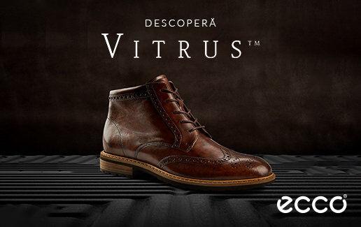 Noua colectie ECCO Vitrus