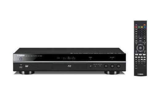 Noul Blu-ray player Yamaha la 1799 lei!