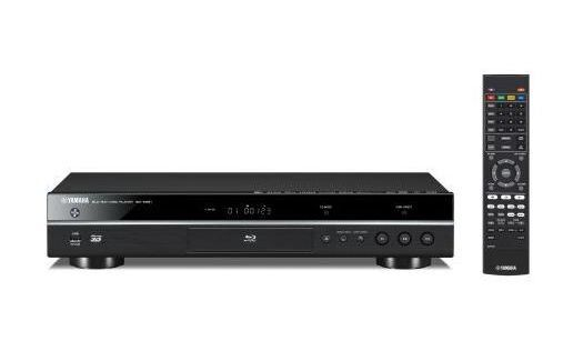 Noul Blu-ray player Yamaha la 1799 lei!