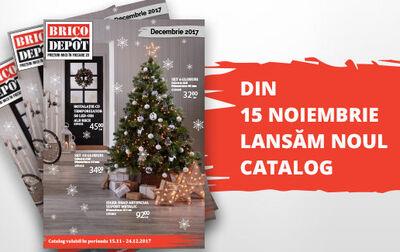 Brico depot noul catalog de craciun 2017 - Papier a peindre brico depot ...