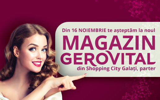 Noul magazin in Galati