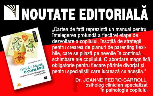 Noutate editorială în colecţia de Psihologie