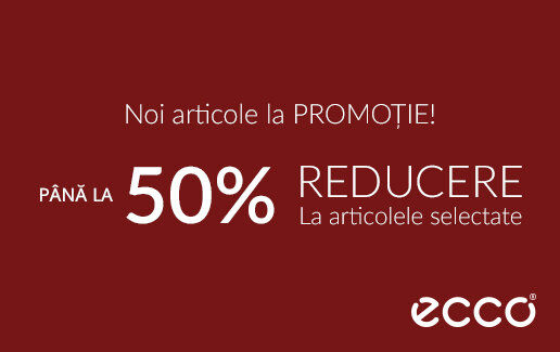 Pana la 50% reducere la articole selectate