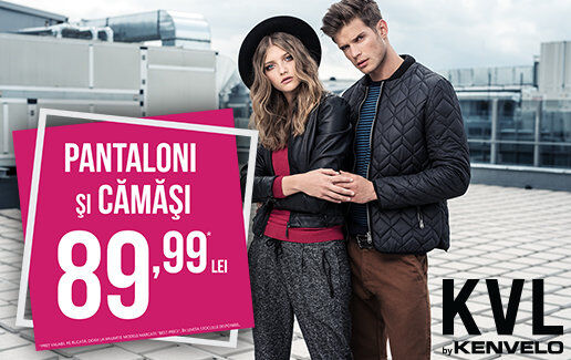 Pantaloni si Camasi la 89.99 lei